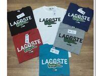 Lacoste tshirts