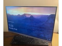 HP Elite Display Monitor 23.8 Full HD in excellent condition - 6 months old