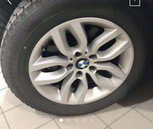 Pneus 225/60R17 Runflat Winter tires
