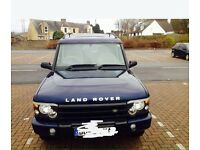 2003 discovery td5 4x4