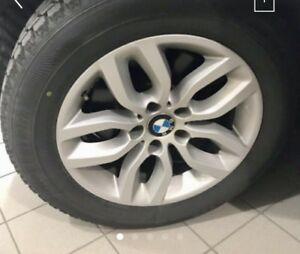 BMW X3 Winter Tire Kit