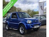 2006 06 SUZUKI JIMNY 1.3 JLX 3D 83 BHP CHOICE OF 4