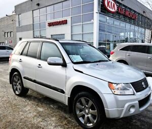 2012 Suzuki Grand Vitara JLX-L AWD 2.4L *HEATED LEATHER SEATS/BL