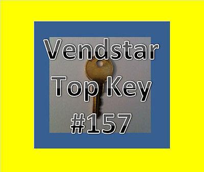 Vendstar 3000 6000 Candy Machines Keys For Vending 157 Top Key Oem