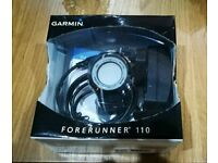 Garmin Forerunner 110 - GPS Watch - Boxed in Great Condition