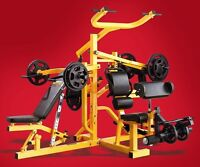 Selling My PowerTec Work out Equipment