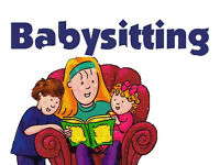 Babysitting / Nanny/ After school care/cooking /Italian