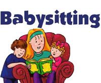 Hiring a babysitter for 2 days a week.