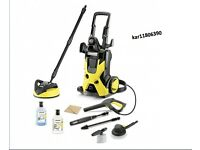 KARCHER K5 PRESSURE WASHER CAR & HOME KITS LONG LIFE