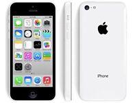 iPHONE 5C, SHOP RECEIPT & WARRANTY