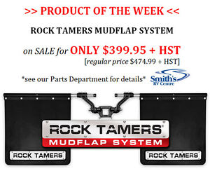 Product of the Week - Rock Tamers!