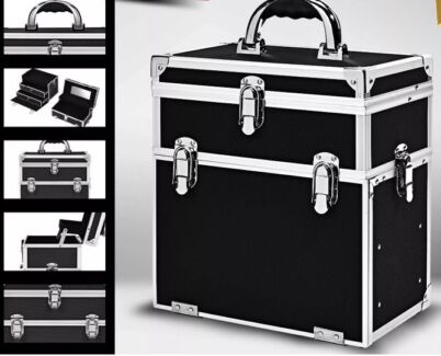 Makeup Case small (black). Free delivery.