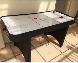 Air hockey table Fulham Gardens Charles Sturt Area Preview