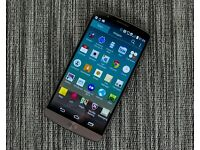 LG G3 D855 BLACK,16GB FACTORY UNLOCKED,MINT CONDITION,COMES WITH CHARGER
