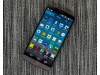 Titan black Lg g3 16gb unlocked to all networks