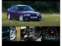 E36 M3 Techno Violet