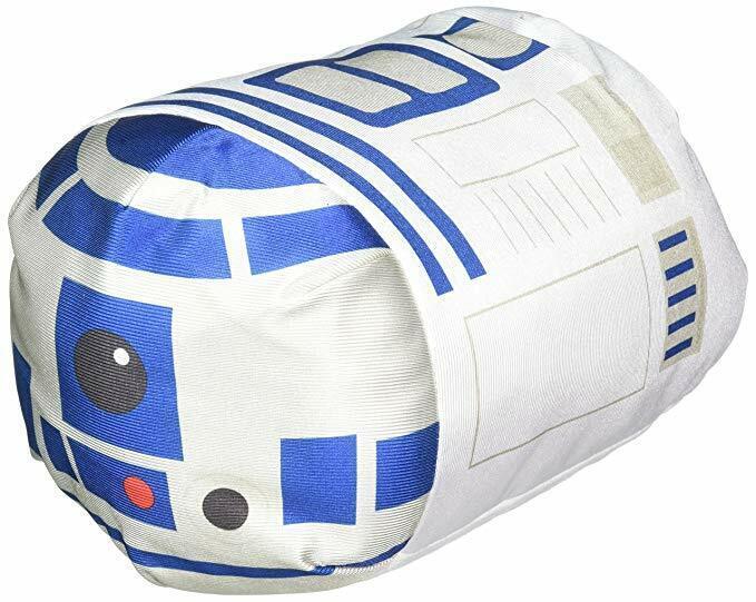 "NEW 11"" R2-D2 Plush Pillow Toy Star Wars Tsum Tsum Medium Di"