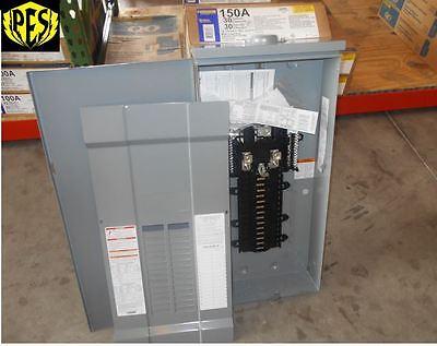 Nib New Square D Qo130l150grb 30 Ckt 150a Main Lug Outdoor Panel Load Center