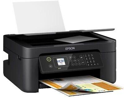Impresora Multifunción Epson WORKFORCE WF-2810 Escaner, WI-FI, FAX A4
