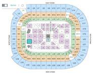 6x Anthony Joshua vs Kubrat Pulev Tickets - FLOOR SEATS