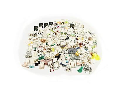Aventura Jewelry 500 Pieces in Bulk for Wholesale Stud Earrings Assorted Styles - Rings In Bulk