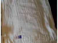 Reusable bambino mio size 2 cotton nappies
