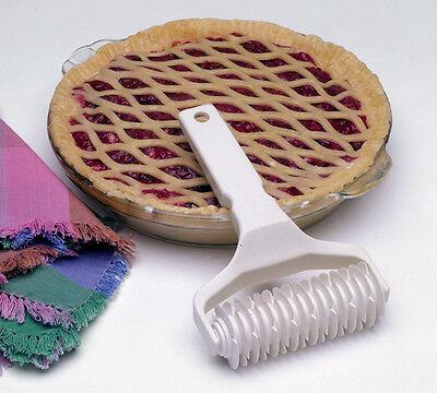 Pie Top Pastry Lattice Cutter 3255 Deluxe Pie Top Pastry