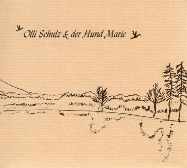OLLI UND DER HUND MARIE SCHULZ - DAS BEIGE ALBUM  CD NEU