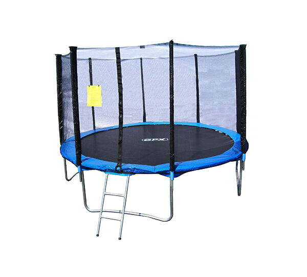 How to Buy a Trampoline That's Safe for Kids