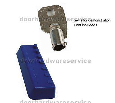 Tubular Key Decoder Key Gauge For Ace Lock Type Barrel Keys. Locksmith Tools