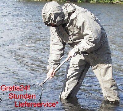 ABC Schutz Original DDR NVA SBA2 Schutzanzug Vollschutzanzug Atomschutzanz