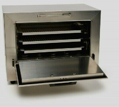 New Stainless Stee Steri-dent Model 8376 Fda Dry Heat Sterilizer