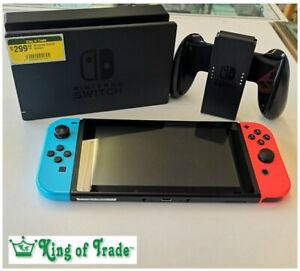 Nintendo Switch System - King of Trade