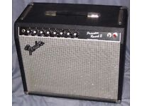 Fender Princeton Reverb 2 1982 Amplifier