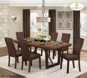 Contemporary Wooden Dining Set | Online only Sale (MA255)