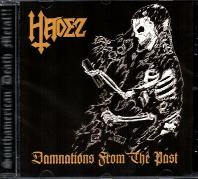 Hadez - Damnation from the Past CD