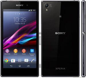 Sony xperia z1 16gb + 16gb sd card