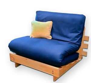 Futon bed frame, Twin size (two available)