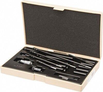 Mitutoyo 2 To 12 Mechanical Inside Micrometer 0.001 Graduation 0.00024 ...