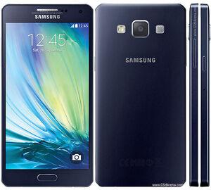 Samsung Galaxy A5 (black) B.O