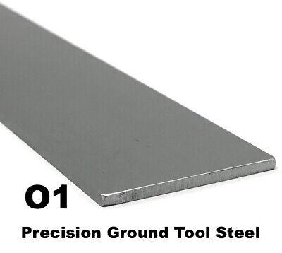 O1 Tool Steel Flat Bar 316 X 2 X 18 Knifemaking Blade Steel Precision Ground