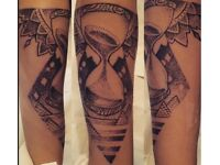 home visit tattoo £50 per hour, LONDON