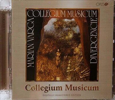 Collegium Musicum Divergencie Czech Prog 2 Cds Rm
