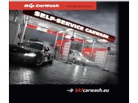 Car Washes for sale/ HOT WATER/ Micropowder Dosing/ Touchless System