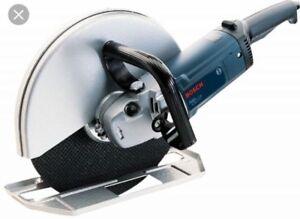 "Bosch Abrasive 12"" Cut Off Saw Concrete/masonry"