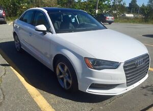 Lease takeover - great deal! Audi A3 Quattro