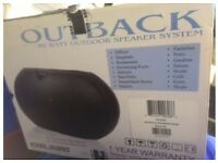 Carlsbro Outdoor Speakers