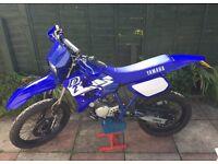 NEW Yamaha DT 125 R DTR WR