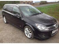 2010 Vauxhall Astra sportive 1.9 cdti no vat!