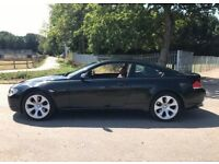 2004 BMW 6 Series 4,4 litre 3dr automatic 2 owners